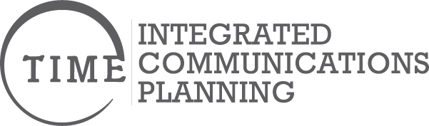 TIME Integrated Communications Planning